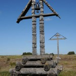 Старообрядческие кресты Пустозёрска