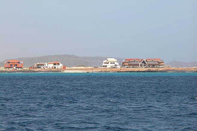 По курсу – острова Зеленого Мыса