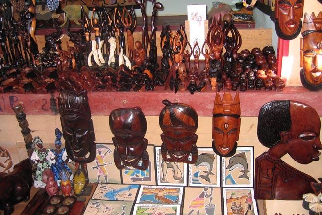Африканские сувениры