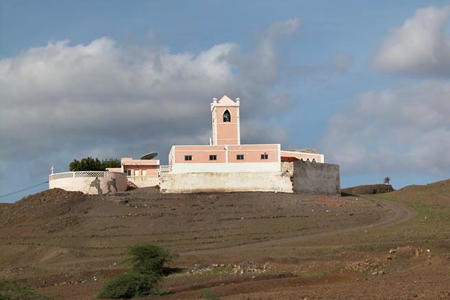 Сидаде-Велья – первое поселение европейцев на островах