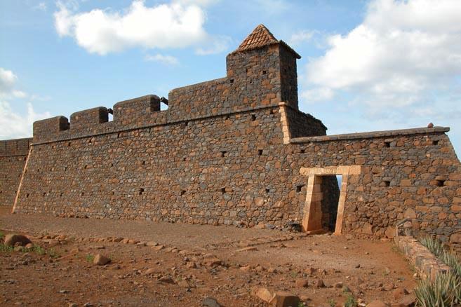 Крепость Сидаде-Велья