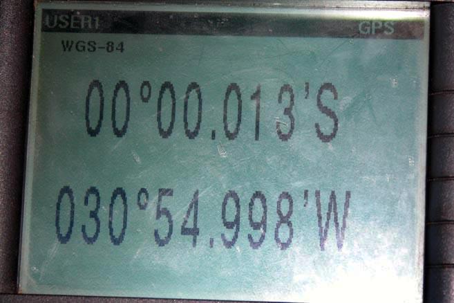 10 ноября 2004 года. Пятый экватор «Апостола Андрея»