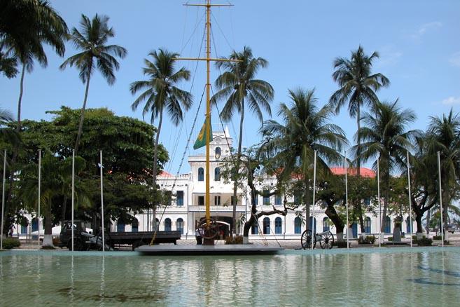 Салвадор – древняя столица Бразилии