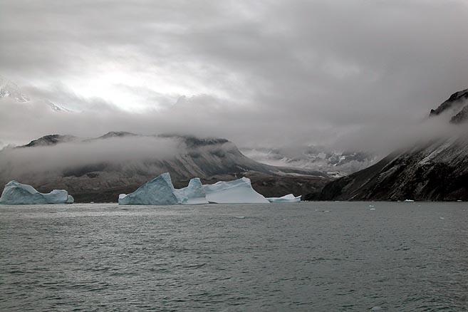 Айсберги Южной Геогрии