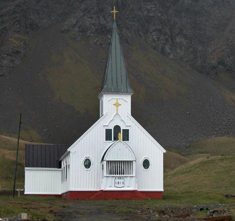 Поселковая церковь