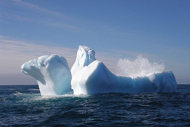 Айсберги моря Уэддела