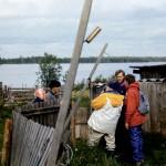 Общение с местным населением обычная забава туристов