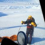 Руководитель экспедиции Пак Ен-Сок
