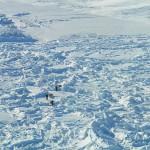 Лабиринты торосов скоро сменятся бешенными льдами