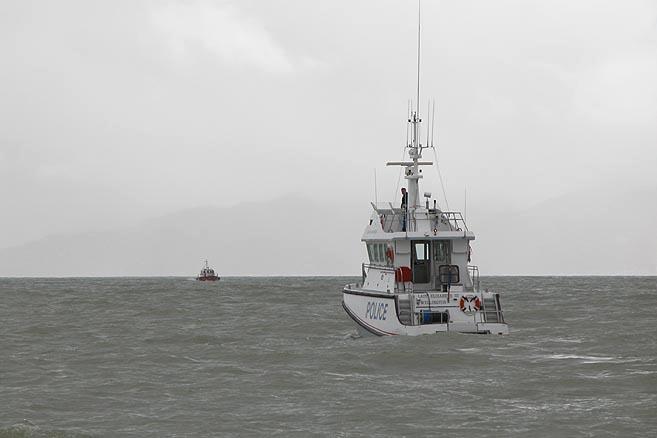 Береговая охрана всегда на посту