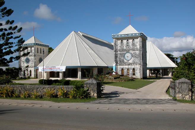 Нуку'алофа – столица королевства. В переводе с полинезийского «Дом любви»