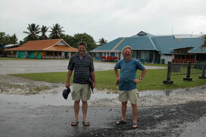 Фунафути – атолл-столица государства Тувалу