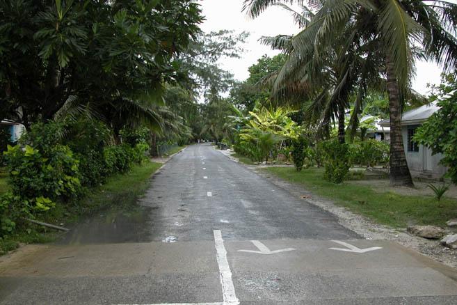 Главная дорога государства содержится в приличном состоянии