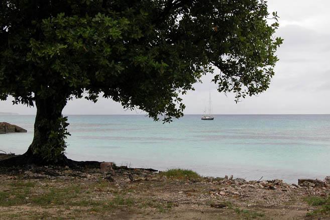 «Апостол Андрей» завершил свое пребывание в государстве Тувалу