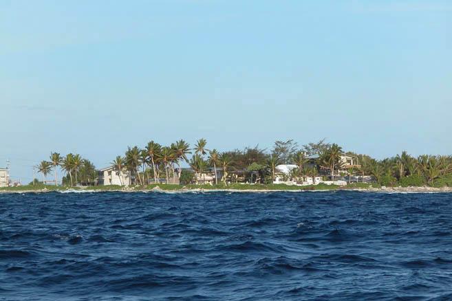 Атолл Маджуро – главный остров Республики Маршалловы острова