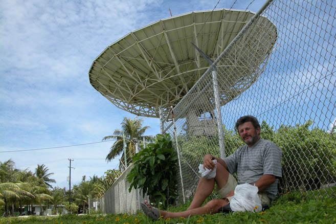 На любом острове, первым делом – почта и Интернет