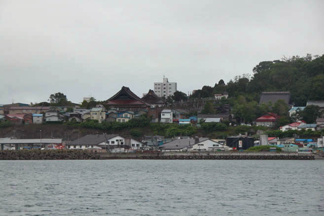 13 июля 2005 года «Апостол Андрей» покинул Хакодате