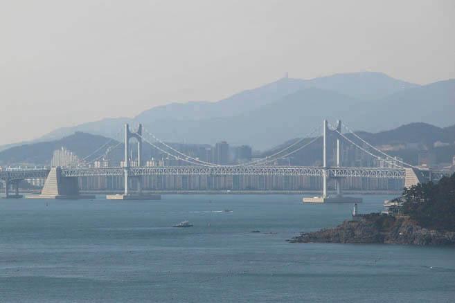 В последний день октября «Апостол Андрей» покинул Южную Корею