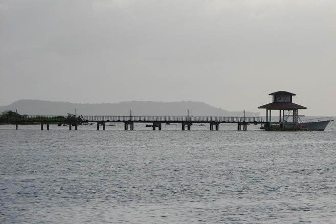 На Труке преобладает тропический климат, с незначительными сезонными колебаниями