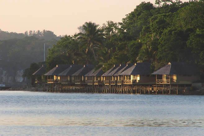 Остров Эфате, Республика Вануату (бывшая Республика Новые Гибриды)