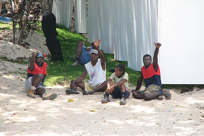 94% населения Вануату – коренные жители народности ни-вануату
