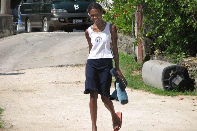Другое название Вануату – «страна улыбающихся людей»