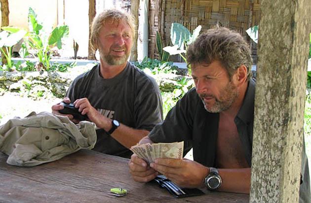«Вату» – национальная валюта Вануату. 1 доллар равен 112-113 вату