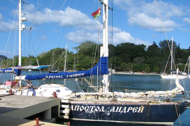 Капитан Литау: «Мы были готовы остаться, нам понравилось на Вануату…»