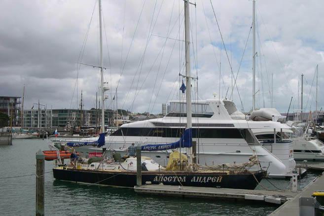 Марина Viaduct harbour