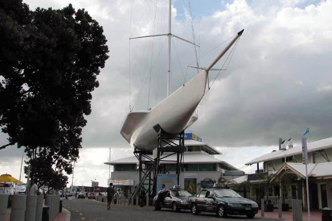 Яхта-музей