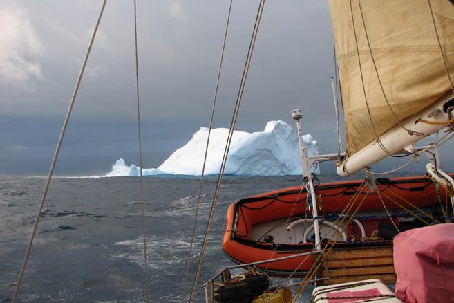 Айсберги моря Росса