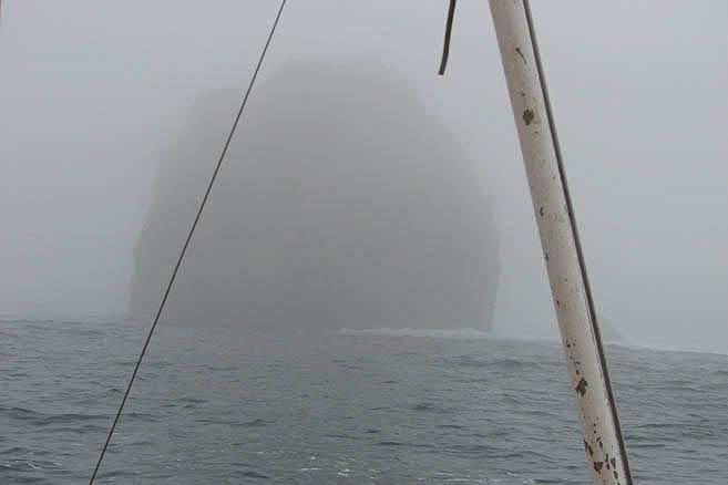 Остров Петра I – первая земля, открытая человеком за Южным полярным кругом