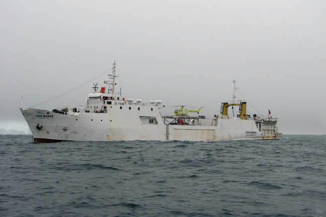 Остров Петра I был оккупирован международной «бандой» радиолюбителей
