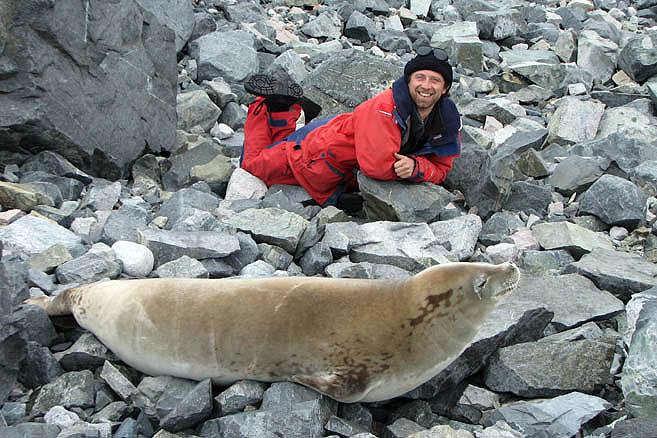 Тюлень и Каптюг