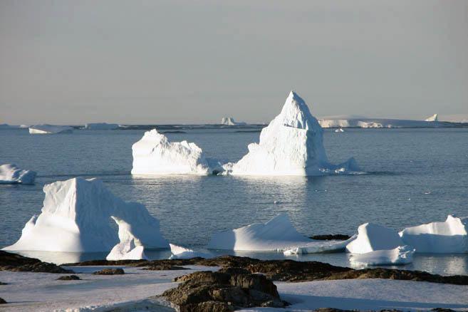 Краски Антарктического полуострова