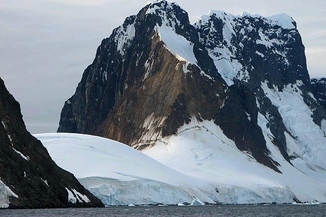 Берега Антарктического полуострова