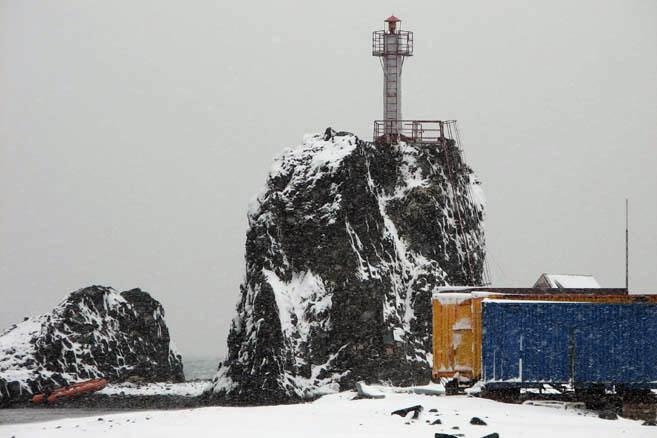 Польская научная станция Генрик Арцтовский