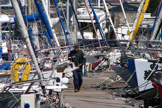 Бульвары Королевского Кейптаунского яхт-клуба (RCYС)