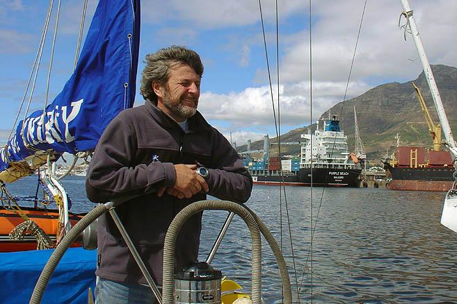 6 апреля 2006 года «Апостол Андрей» покинул Кейптаун