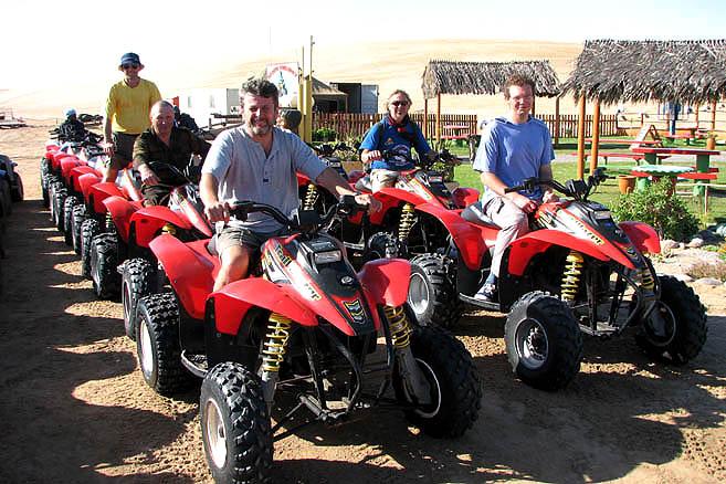Городок Свакопмунд – туристический центр Намибии