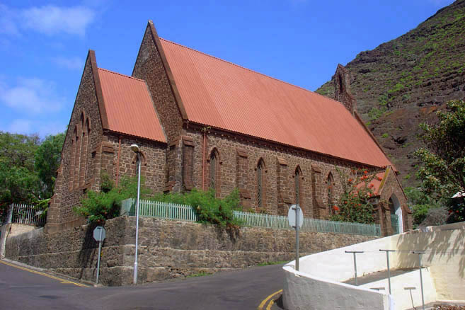 Церковь Святого Джеймса