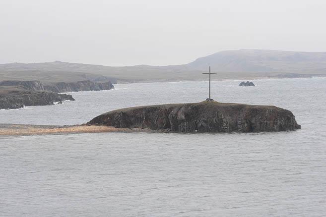 Большой и Малый Цинковые острова