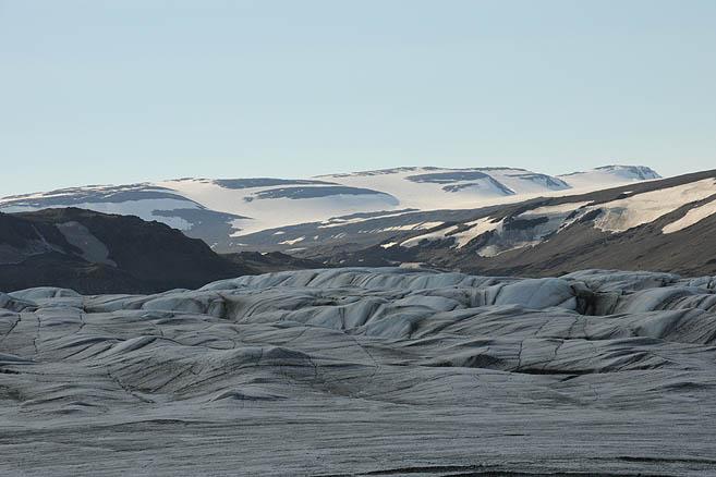 Ледники Новой Земли