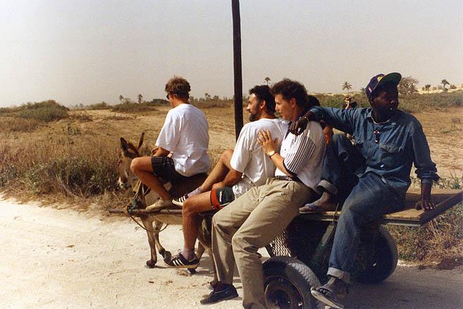 Экскурсия по-африкански