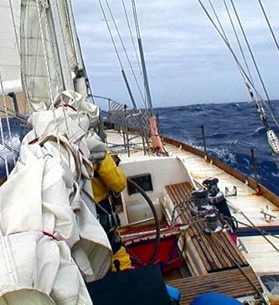 2 сентября 1999 г. Северный Морской путь пройден!