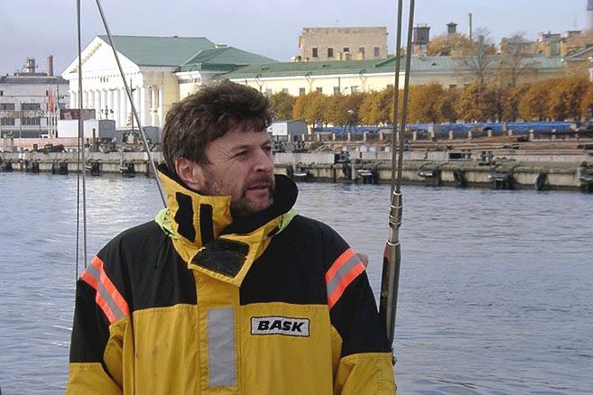 Николай Литау – бессменный капитан «Апостола Андрея»