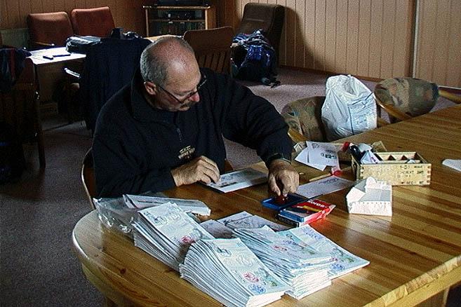 Аркадий Гершуни – почтмейстер «Апостола Андрея»