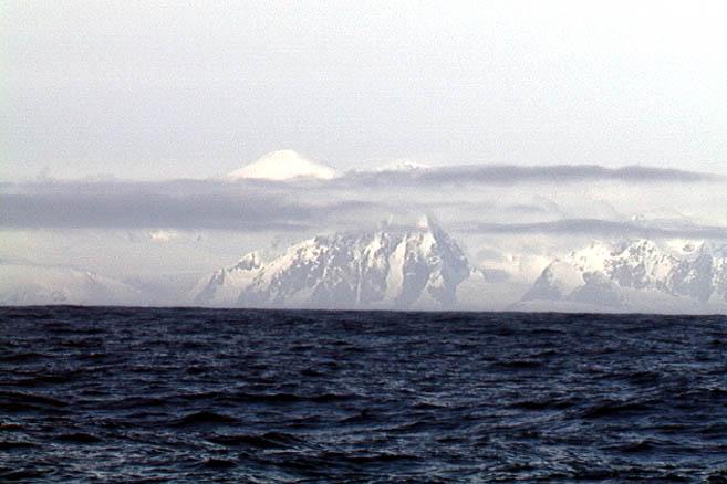Антарктические пейзажи