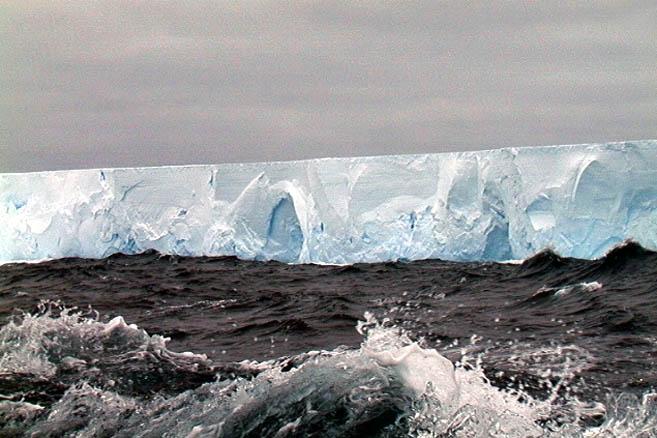 Еще один ледяной «стол»