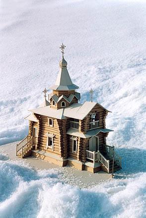 На территории станции будет построена православная часовня